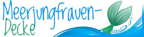 Meerjungfrauen-Decke Logo